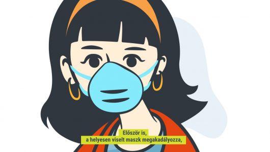 A koronavírus-járvány nem múlt el, továbbra is óvatosnak kell lennünk!