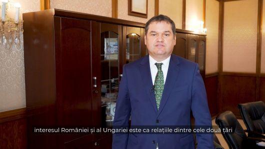 Cseke Attila: Két ország érdeke, hogy a határon átívelő kapcsolatok megerősödjenek