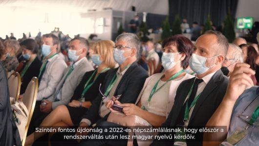 Népszámlálás 2022: rólunk szól!
