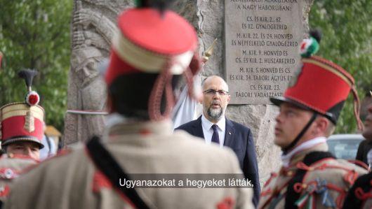 A magyar összetartozás napja