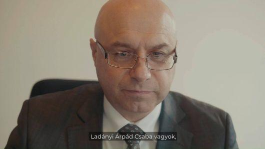Ismerd meg jelöltjeinket: Ladányi Árpád Csaba
