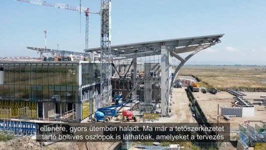 A brassói repülőtér projektje megvalósul!