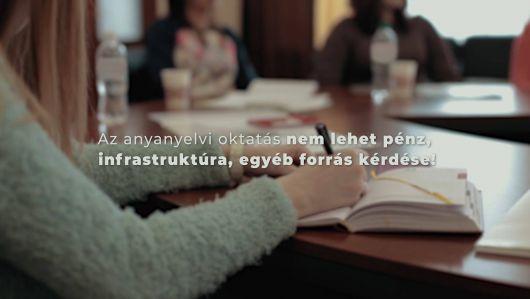 Mi tett az RMDSZ a parlamentben a magyar nyelvű oktatásért?