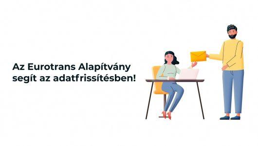 Eurotrans Alapítvány: Személyi adatok aktualizálása