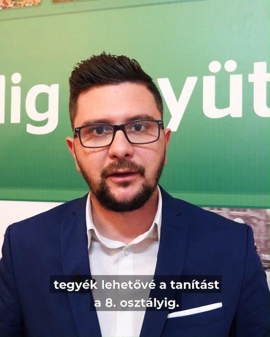 Oltean: Az óvodában, iskolában nemcsak a tudás elsajátításáról van szó, itt kell megtanulniuk a gyerekeknek a társas élet szabályait is
