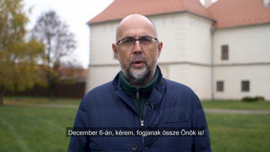 December 6-án fontos, hogy a magyar emberek is bizonyítsák: van ereje az összefogásnak!