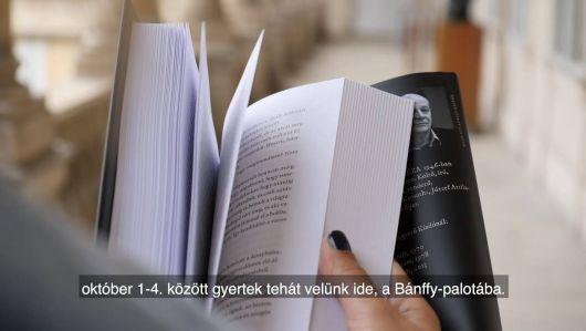Október 1–4. között újra találkozunk a 10. Kolozsvári Ünnepi Könyvhéten