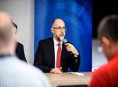 David McAllistert az EPP alelnökét fogadta az RMDSZ