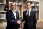 Szijjártó Péterrel találkozott az RMDSZ delegációja Kolozsváron