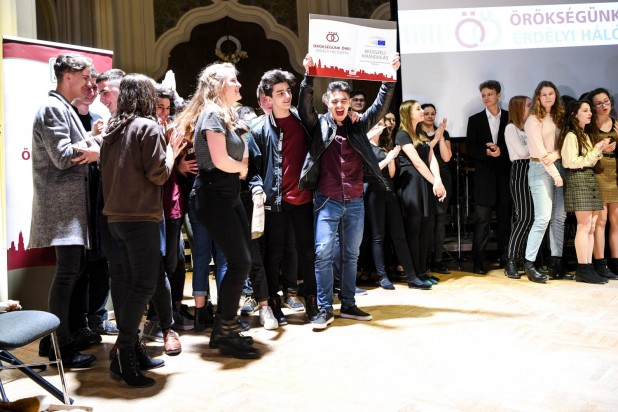 Kolozsvári csapat nyerte az Örökségünk Őrei vetélkedő Észak-Erdélyi regionális döntőjét