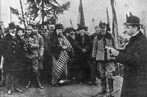 RMDSZ: a román pártok a Gyulafehérvári Nyilatkozat leszavazásával a modern Románia alapjai ellen szavaznak