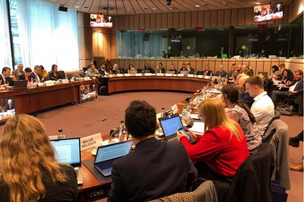 Konszenzuális döntéssel jóváhagyták az EU Tanács Agenda 2030-ra vonatkozó következtetéseit. Borbély László: ez a dokumentum az EU Tanács romániai elnökségének egyik fontos eredménye.
