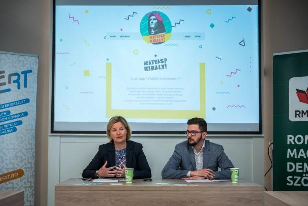 Mátyás? Király! címmel kreatív versenyt indít a MIÉRT és az RMDSZ Kulturális Főosztálya