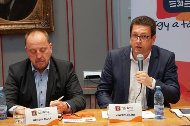 Vincze Loránt: a magyar közösség az EP-választás igazi nyertese