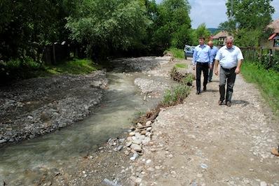 Gyors segítség az árvíz sújtotta településeknek