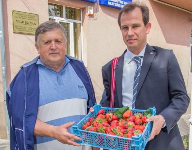 Sógor Csaba: a gazdálkodók összefogásával jobb eredményeket érhetünk el