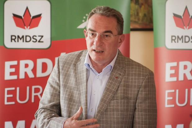 Winkler Gyula: Székelyföld és Erdély fellendítését szolgálja az Erdély 2020 fejlesztési terv