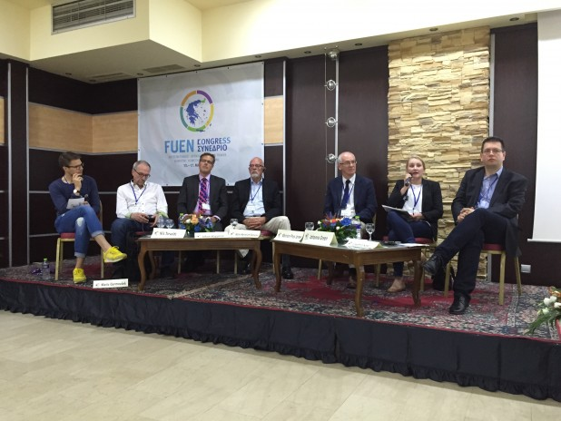 Vincze Loránt: a FUEN tovább bővíti az európai kisebbségi együttműködést