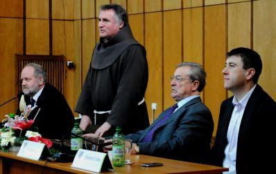 Böjte Csaba a Csíki Magánjavak elnöke - Közösségi fejlesztési társulást hoznak létre a közvagyon kezelésére