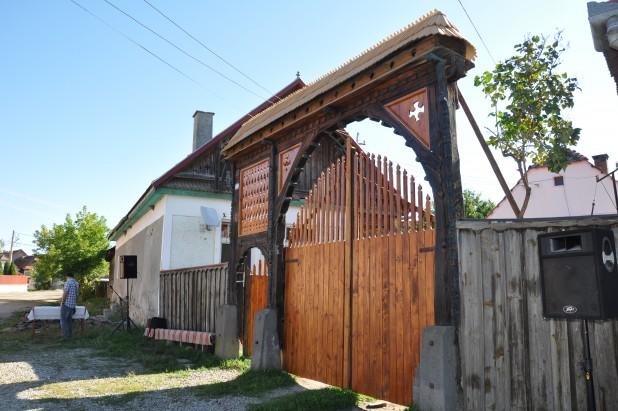 Minél több székely kaput Székelyföldön!