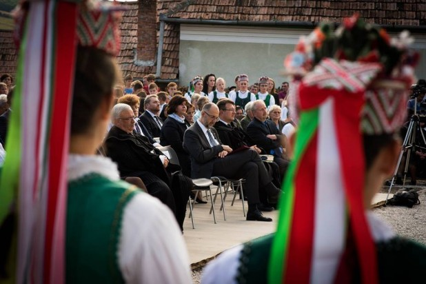 Kelemen Hunor szövetségi elnök: a Magyarlapádi Szórványkollégium az erdélyi magyar oktatás fejlődésének egyik sikertörténete