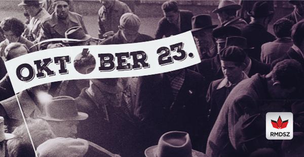 A székelyföldiekkel együtt tisztelegtek az '56 forradalom hősei előtt Egerben