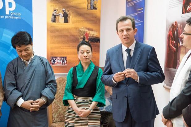 Tashi Phuntsok Háromszéken: tisztelet Kőrösi Csoma Sándornak mindazért, amit a tibeti népért tett
