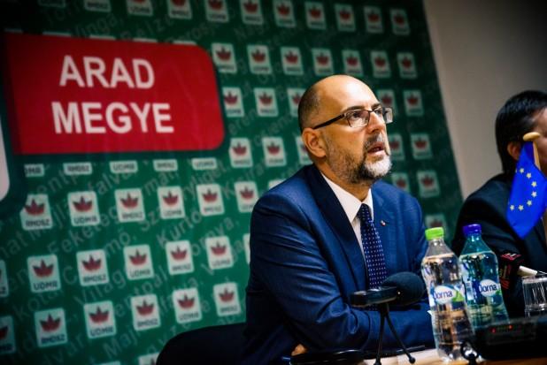 Kelemen Hunor Aradon: 2017-ben a román többség visszautasította a párbeszédet a magyarokkal
