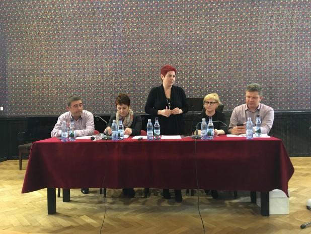 Szász Izolda, a Maros megyei RMDSZ Területi Képviselők Tanácsának (TKT) új elnöke