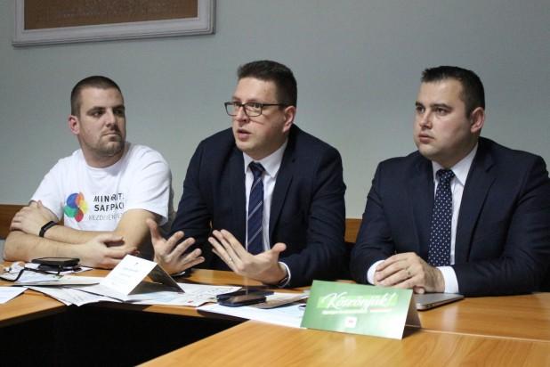 Gyergyószéken és Udvarhelyszéken is folytatódik a Minority SafePack aláírásgyűjtése