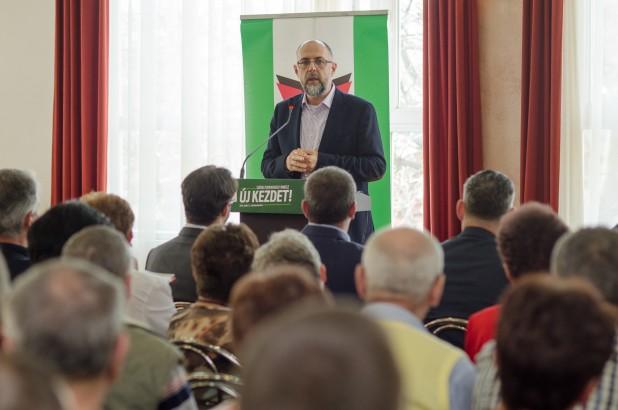 Kelemen Hunor: 2018-ban a közösség fele kell fordulni, a bizalmat kell visszaszerezni – Derzsi László lett az RMDSZ Székelyudvarhelyi Szervezetének elnöke