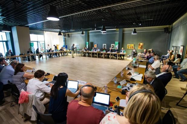 Európai régiók képviselői tájékozódnak a közösségi jogokról Székelyföldön - Bálványosfürdőn ülésezik az ET Helyi és Regionális Önkormányzatok Kongresszusának szakbizottsága (AUDIO)