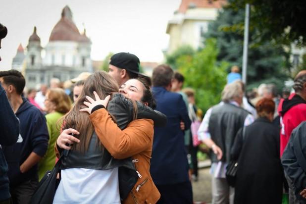 Jó hír: 328 diák jelentkezett első körben a marosvásárhelyi római katolikus iskolába