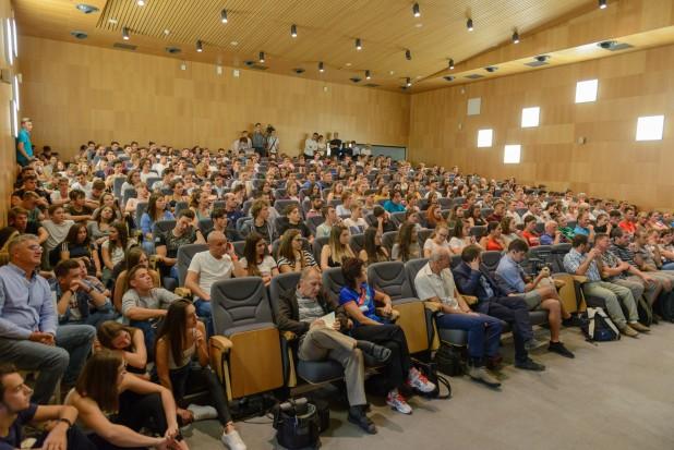 Több mint 600 középiskolás mérkőzik meg Kolozsváron - elstartolt a IV. Erdélyi Magyar Sportolimpia