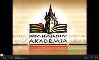 Kós Károly Akadémia Alapítvány -Népszámlálás 2011 - 1. rész