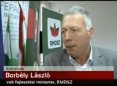 Borbély László az EU régiófejlesztési politikájáról