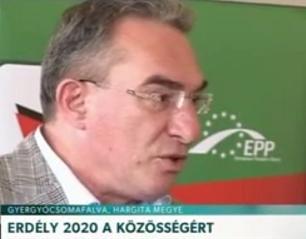 Az RMDSZ bemutatta az Erdély 2020 fejlesztési terv felújított változatát
